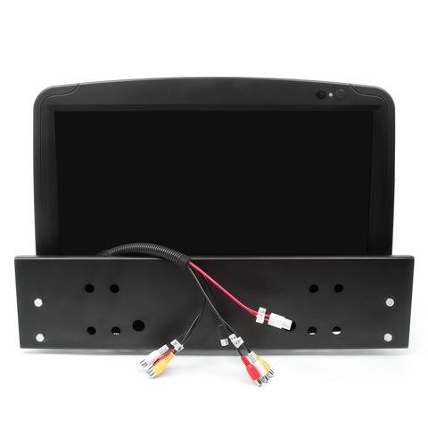 Потолочный TFT ЖК-монитор диагональю 19 дюймов в металлическом корпусе Превью 1