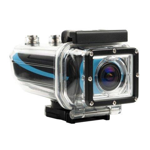 Спортивный видеорегистратор с монитором Globex GU-DVH006 Превью 2