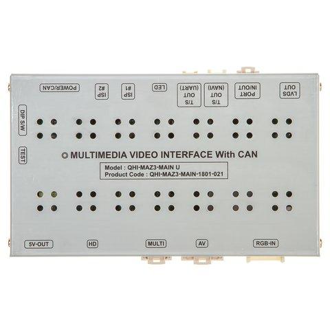 Відеоінтерфейс з HDMI для автомобілів Mazda 2014– р.в. з системою MZD Connect Прев'ю 1