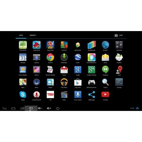 Android Smart TV Box Minix Neo X7mini Preview 5