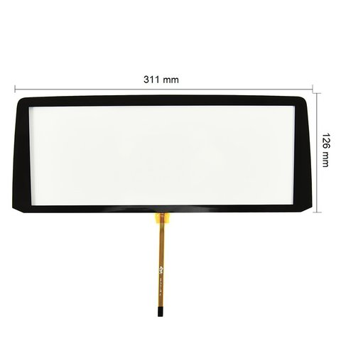 """10.2"""" Touch Screen Panel with Frame for BMW X5 of 2014– MY Preview 1"""