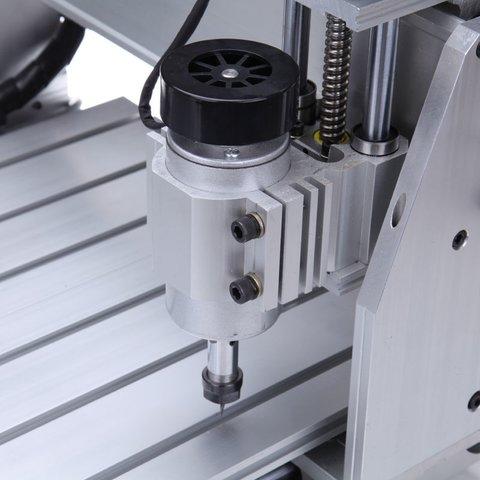 Настольный 4-осевой фрезерно-гравировальный станок ChinaCNCzone 3040Z-DQ (500 Вт)