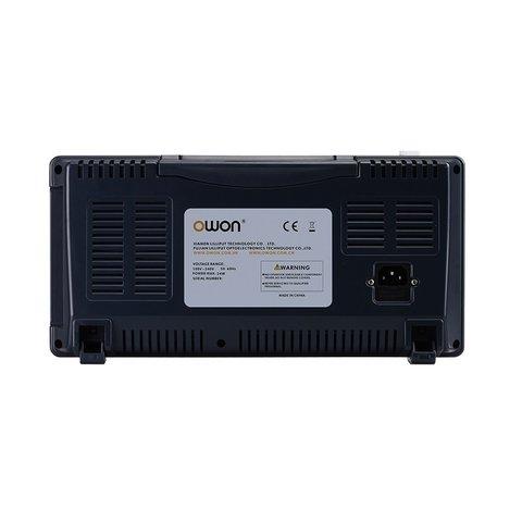 Цифровий осцилограф OWON SDS5032E Прев'ю 4