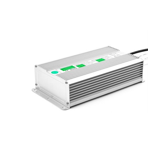 Блок живлення для світлодіодних стрічок 12 В, 12.5 A (150 Вт), 90-250 В, IP67 Прев'ю 1