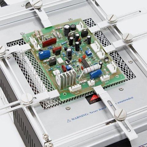 Quartz Infrared Preheating Station AOYUE Int 853A (220 V) Preview 2