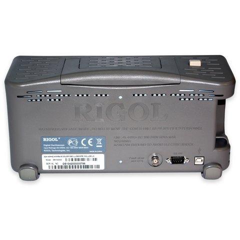 Rigol DS1042CD Mixed Signal Oscilloscope Preview 2