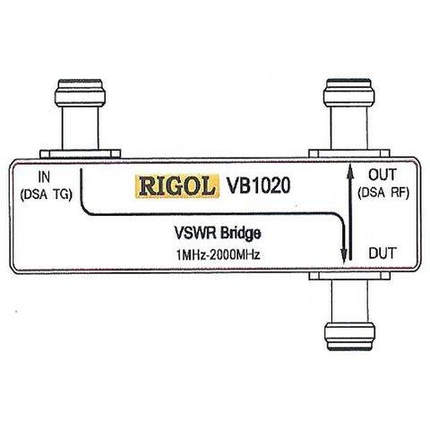 VSWR Bridge Rigol VB1020 Preview 1