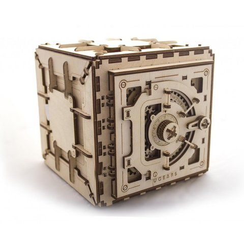 Mechanical 3D Puzzle UGEARS Premium Collection Preview 3